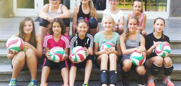 Volleyball Minis/ Jugend