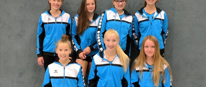 Volleyball weiblich U16 – 1. Spieltag 2017/18