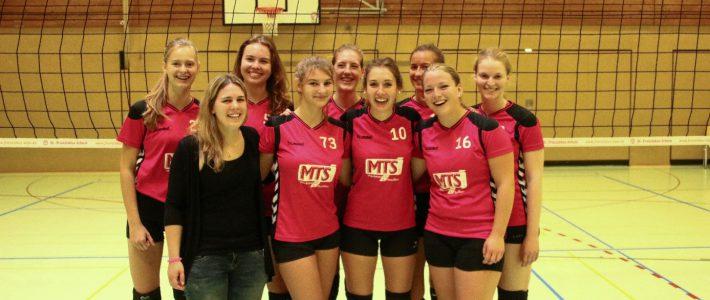 Volleyball Damen – 7. Spieltag 2017/18