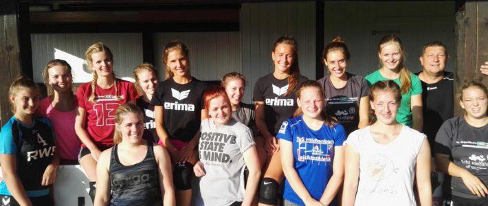 Volleyball Damen – 1. Spieltag 2017/18