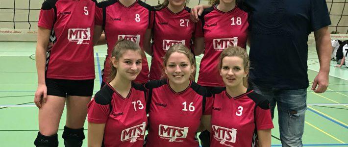 Volleyball Damen – 8. Spieltag 2017/18