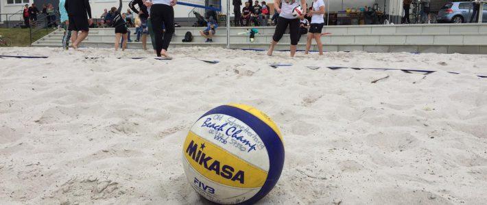 Heimspiele Volleyball Saison 2019/20